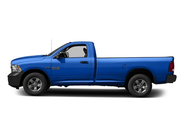 Holland Blue 2017 Ram Truck 1500 Pictures 1500 Regular Cab Bighorn/Lone Star 4WD photos side view