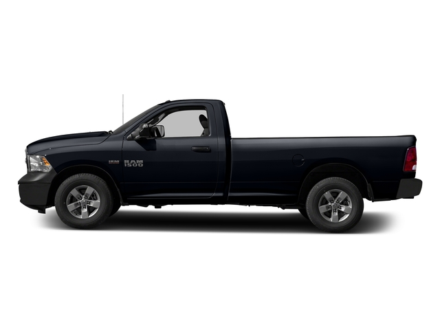 Midnight Blue Pearlcoat 2017 Ram Truck 1500 Pictures 1500 Regular Cab Bighorn/Lone Star 4WD photos side view