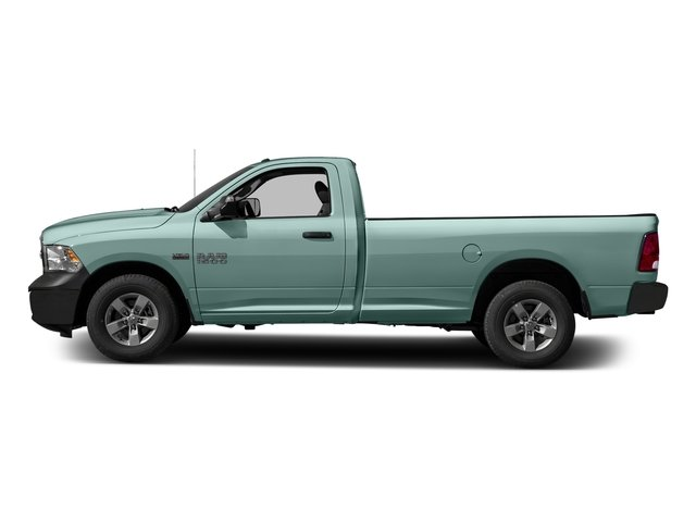Light Green 2017 Ram Truck 1500 Pictures 1500 Regular Cab Bighorn/Lone Star 4WD photos side view
