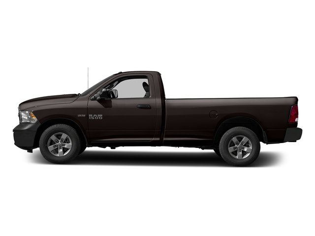 Luxury Brown Pearlcoat 2017 Ram Truck 1500 Pictures 1500 Regular Cab Bighorn/Lone Star 2WD photos side view
