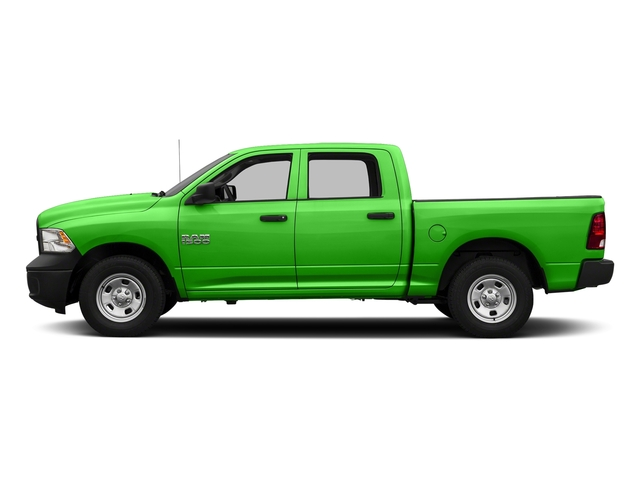 Hills Green 2017 Ram Truck 1500 Pictures 1500 Tradesman 4x4 Crew Cab 5'7 Box photos side view