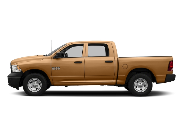 Power Tan 2017 Ram Truck 1500 Pictures 1500 Tradesman 4x4 Crew Cab 5'7 Box photos side view