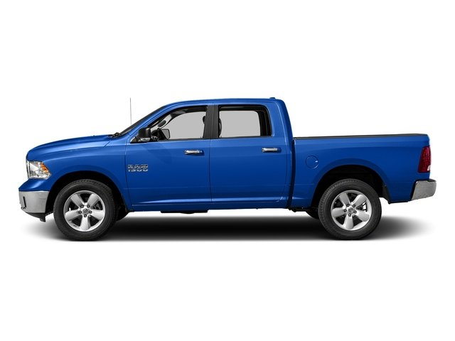 Holland Blue 2017 Ram Truck 1500 Pictures 1500 Big Horn 4x2 Crew Cab 6'4 Box photos side view