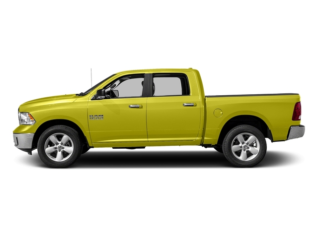 National Safety Yellow 2017 Ram Truck 1500 Pictures 1500 Lone Star Silver 4x2 Crew Cab 5'7 Box photos side view