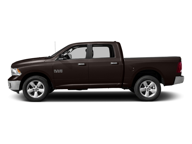 Luxury Brown Pearlcoat 2017 Ram Truck 1500 Pictures 1500 Lone Star 4x4 Crew Cab 5'7 Box photos side view