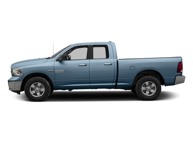 Robin Egg Blue 2017 Ram Truck 1500 Pictures 1500 Quad Cab Bighorn/Lone Star 2WD photos side view