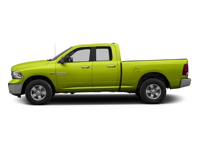 National Safety Yellow 2017 Ram Truck 1500 Pictures 1500 Quad Cab Bighorn/Lone Star 2WD photos side view