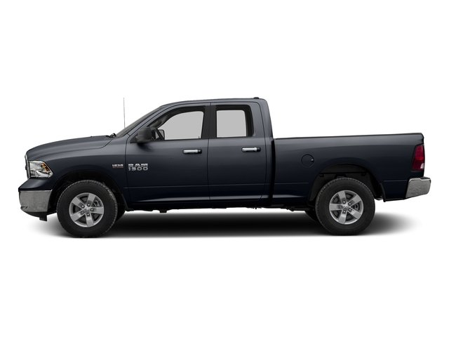 Midnight Blue Pearlcoat 2017 Ram Truck 1500 Pictures 1500 Quad Cab Bighorn/Lone Star 2WD photos side view