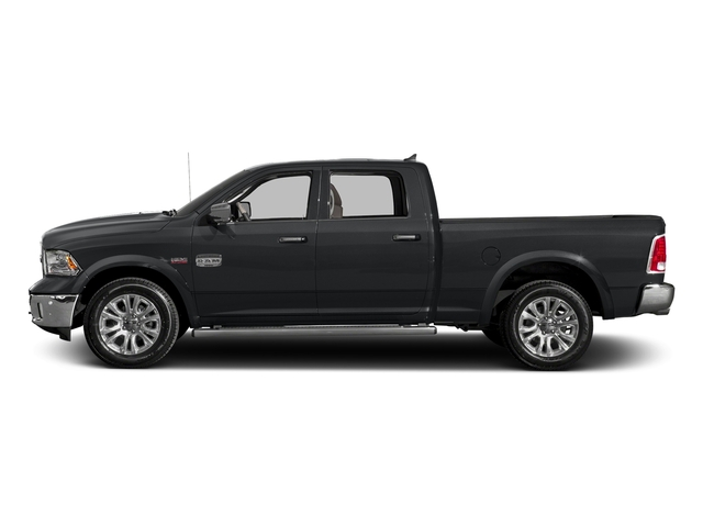 Granite Crystal Metallic Clearcoat 2017 Ram Truck 1500 Pictures 1500 Limited 4x2 Crew Cab 5'7 Box photos side view
