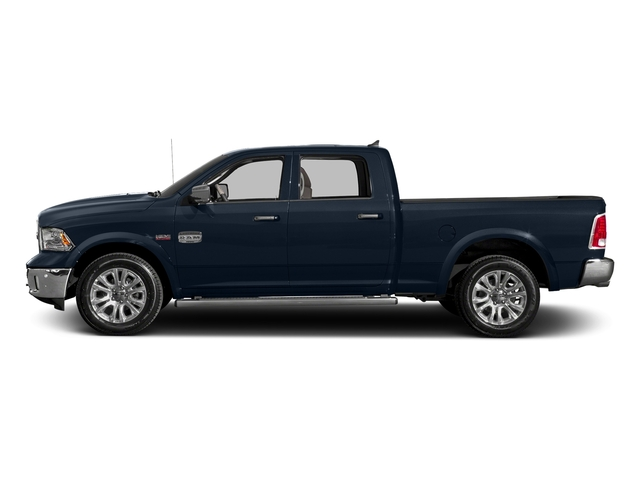True Blue Pearlcoat 2017 Ram Truck 1500 Pictures 1500 Limited 4x2 Crew Cab 5'7 Box photos side view