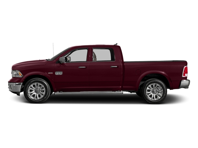 Delmonico Red Pearlcoat 2017 Ram Truck 1500 Pictures 1500 Limited 4x2 Crew Cab 5'7 Box photos side view