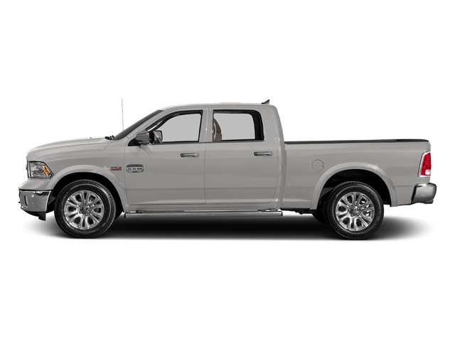 Bright Silver Metallic Clearcoat 2017 Ram Truck 1500 Pictures 1500 Limited 4x2 Crew Cab 5'7 Box photos side view