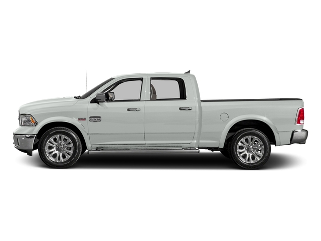 Bright White Clearcoat 2017 Ram Truck 1500 Pictures 1500 Limited 4x2 Crew Cab 5'7 Box photos side view