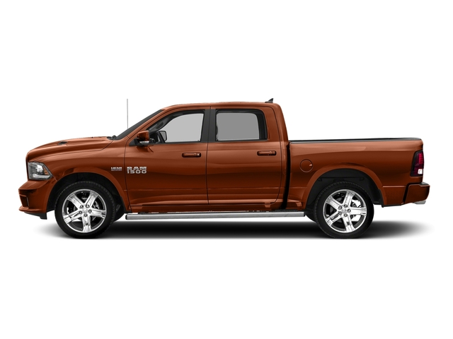 Copperhead Pearlcoat 2017 Ram Truck 1500 Pictures 1500 Crew Cab Sport 4WD photos side view