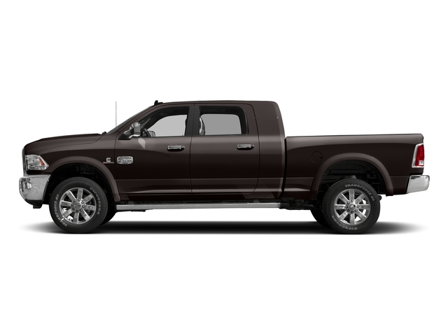 Luxury Brown Pearlcoat 2017 Ram Truck 2500 Pictures 2500 Longhorn 4x2 Mega Cab 6'4 Box photos side view