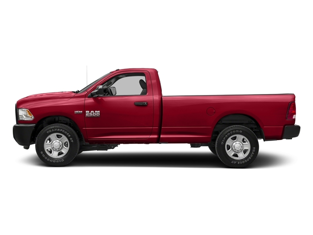 Agriculture Red 2017 Ram Truck 2500 Pictures 2500 SLT 4x4 Reg Cab 8' Box photos side view