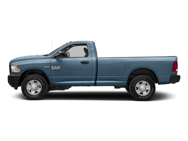 Robin Egg Blue 2017 Ram Truck 2500 Pictures 2500 SLT 4x4 Reg Cab 8' Box photos side view