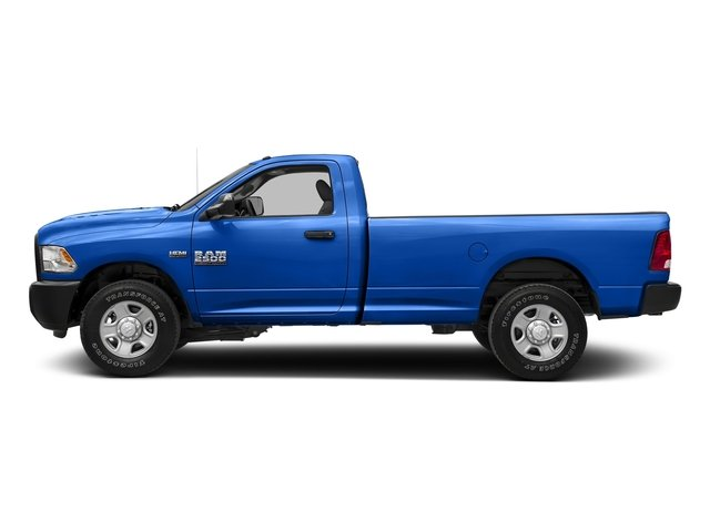 Holland Blue 2017 Ram Truck 2500 Pictures 2500 Regular Cab SLT 2WD photos side view