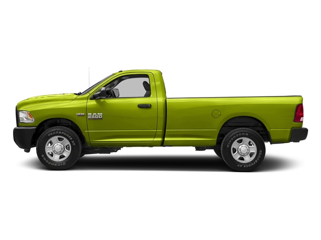 National Safety Yellow 2017 Ram Truck 2500 Pictures 2500 SLT 4x4 Reg Cab 8' Box photos side view