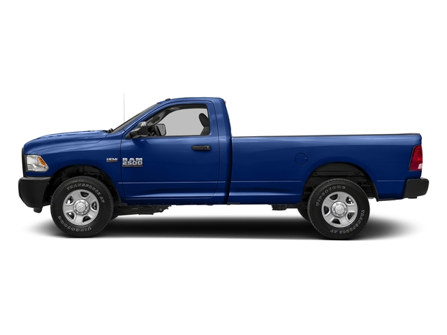 Blue Streak Pearlcoat 2017 Ram Truck 2500 Pictures 2500 SLT 4x4 Reg Cab 8' Box photos side view
