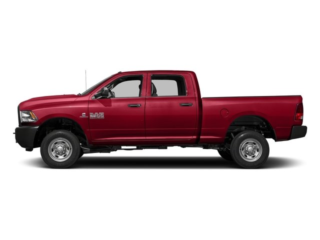 Agriculture Red 2017 Ram Truck 2500 Pictures 2500 Crew Power Wagon Tradesman 4WD photos side view