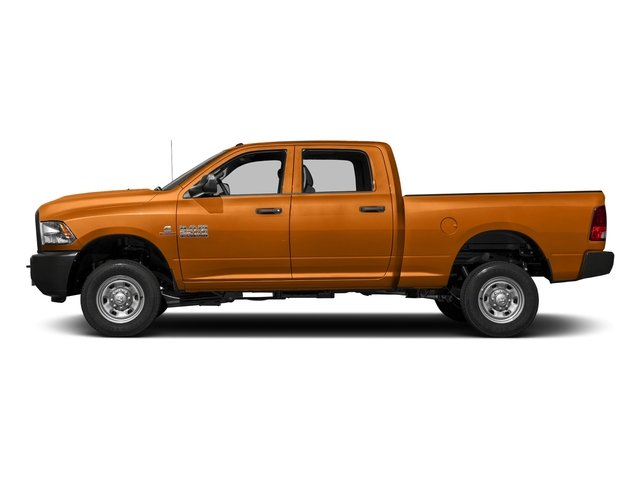Omaha Orange 2017 Ram Truck 2500 Pictures 2500 Crew Cab Tradesman 2WD photos side view