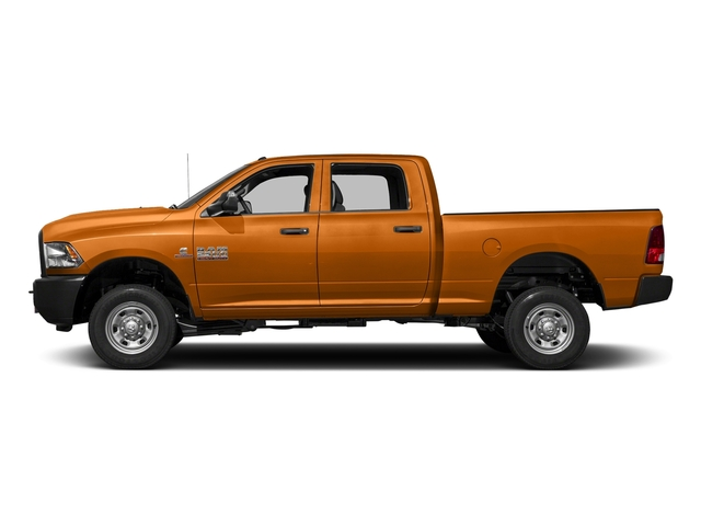 Omaha Orange 2017 Ram Truck 2500 Pictures 2500 Crew Power Wagon Tradesman 4WD photos side view