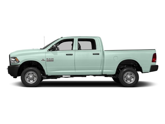 Robin Egg Blue 2017 Ram Truck 2500 Pictures 2500 Crew Power Wagon Tradesman 4WD photos side view