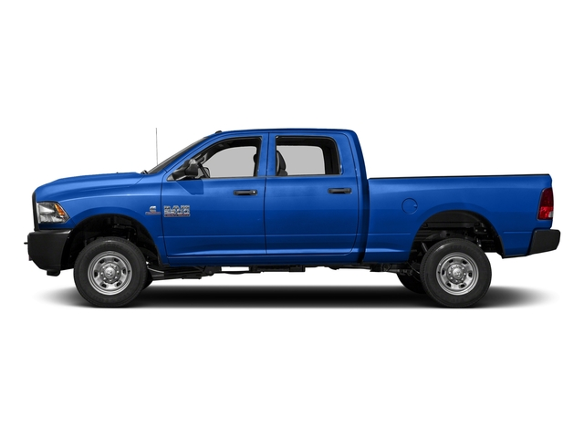 Holland Blue 2017 Ram Truck 2500 Pictures 2500 Crew Power Wagon Tradesman 4WD photos side view