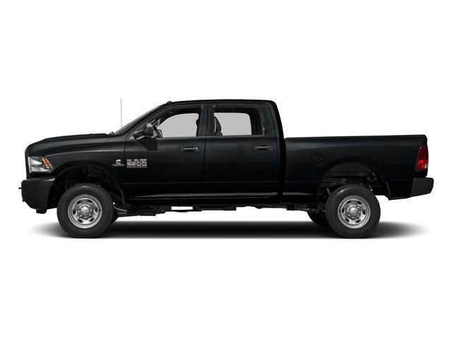 Maximum Steel Metallic Clearcoat 2017 Ram Truck 2500 Pictures 2500 Crew Cab Tradesman 2WD photos side view