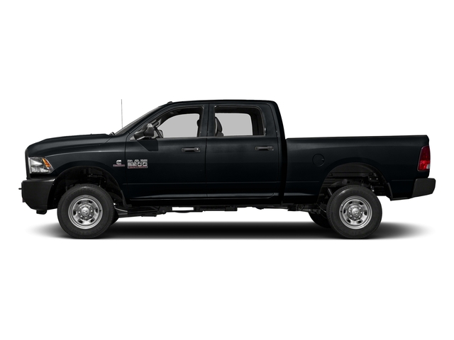 Maximum Steel Metallic Clearcoat 2017 Ram Truck 2500 Pictures 2500 Crew Power Wagon Tradesman 4WD photos side view