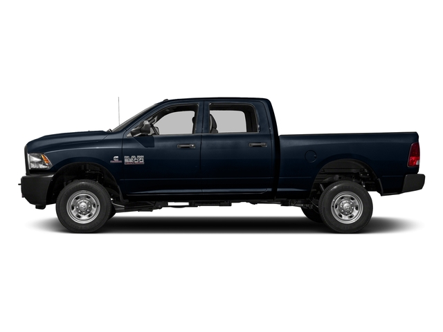 True Blue Pearlcoat 2017 Ram Truck 2500 Pictures 2500 Crew Power Wagon Tradesman 4WD photos side view