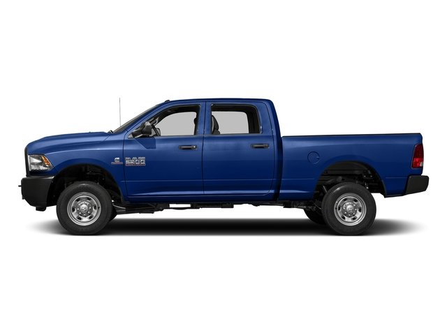 Blue Streak Pearlcoat 2017 Ram Truck 2500 Pictures 2500 Crew Power Wagon Tradesman 4WD photos side view