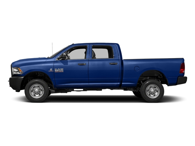 Blue Streak Pearlcoat 2017 Ram Truck 2500 Pictures 2500 Crew Cab Tradesman 2WD photos side view