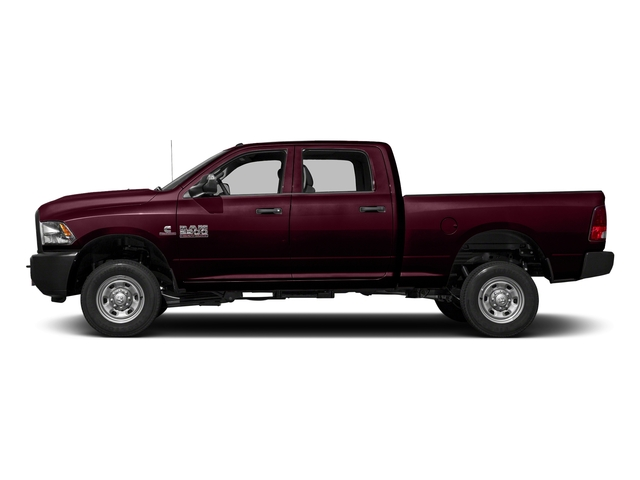 Delmonico Red Pearlcoat 2017 Ram Truck 2500 Pictures 2500 Crew Cab Tradesman 2WD photos side view