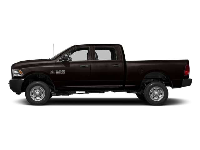 Luxury Brown Pearlcoat 2017 Ram Truck 2500 Pictures 2500 Crew Power Wagon Tradesman 4WD photos side view