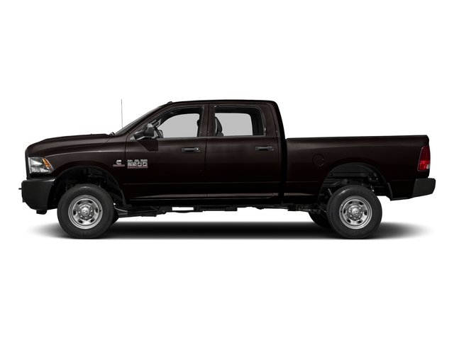 Luxury Brown Pearlcoat 2017 Ram Truck 2500 Pictures 2500 Crew Cab Tradesman 2WD photos side view