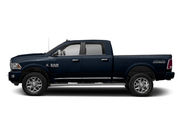 True Blue Pearlcoat 2017 Ram Truck 2500 Pictures 2500 Crew Cab Longhorn 2WD photos side view