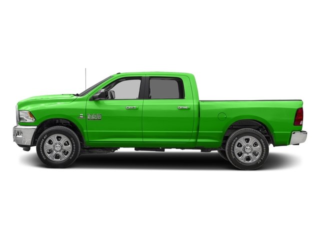Hills Green 2017 Ram Truck 2500 Pictures 2500 Crew Cab SLT 2WD photos side view