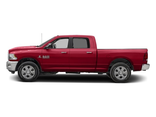 Agriculture Red 2017 Ram Truck 2500 Pictures 2500 Crew Cab SLT 2WD photos side view