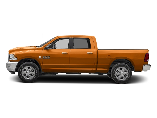 Omaha Orange 2017 Ram Truck 2500 Pictures 2500 SLT 4x2 Crew Cab 8' Box photos side view
