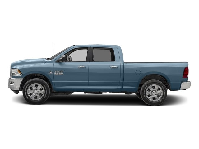 Robin Egg Blue 2017 Ram Truck 2500 Pictures 2500 SLT 4x2 Crew Cab 8' Box photos side view