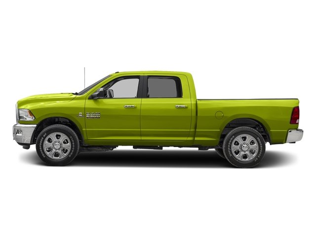 National Safety Yellow 2017 Ram Truck 2500 Pictures 2500 Crew Cab SLT 2WD photos side view