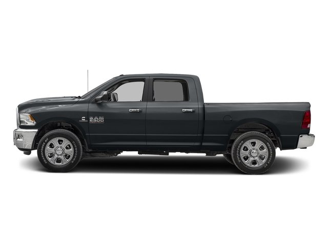 Maximum Steel Metallic Clearcoat 2017 Ram Truck 2500 Pictures 2500 Crew Cab SLT 2WD photos side view