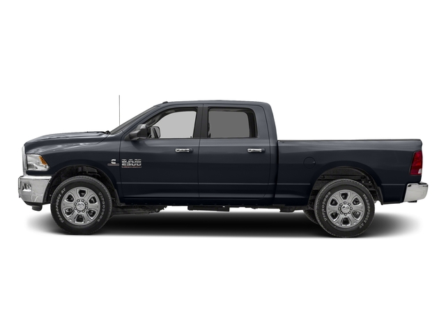 Midnight Blue Pearlcoat 2017 Ram Truck 2500 Pictures 2500 SLT 4x2 Crew Cab 8' Box photos side view