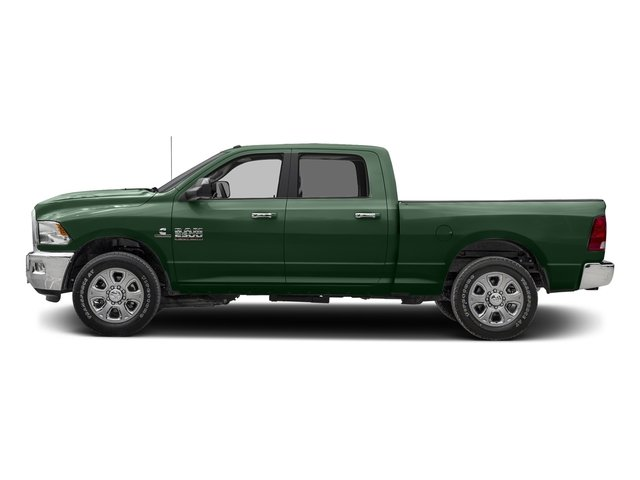 Timberline Green Pearlcoat 2017 Ram Truck 2500 Pictures 2500 SLT 4x2 Crew Cab 8' Box photos side view