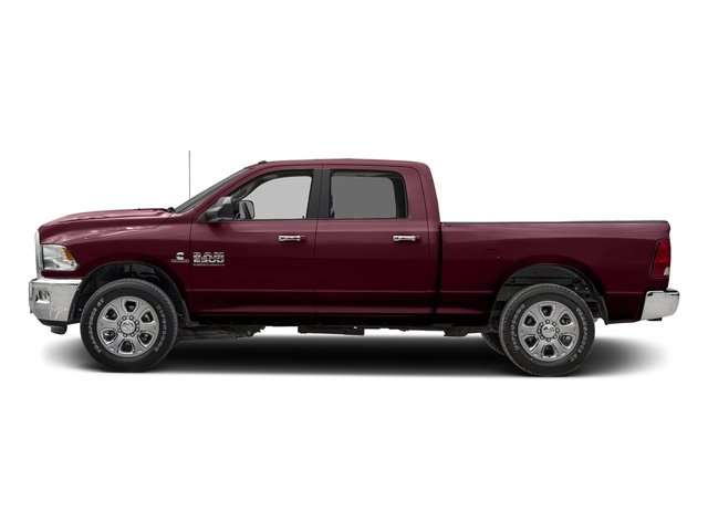 Delmonico Red Pearlcoat 2017 Ram Truck 2500 Pictures 2500 Crew Cab SLT 2WD photos side view