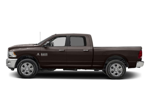 Luxury Brown Pearlcoat 2017 Ram Truck 2500 Pictures 2500 SLT 4x2 Crew Cab 8' Box photos side view