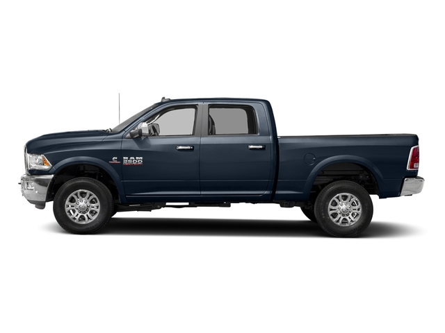 True Blue Pearlcoat 2017 Ram Truck 2500 Pictures 2500 Laramie 4x2 Crew Cab 8' Box photos side view