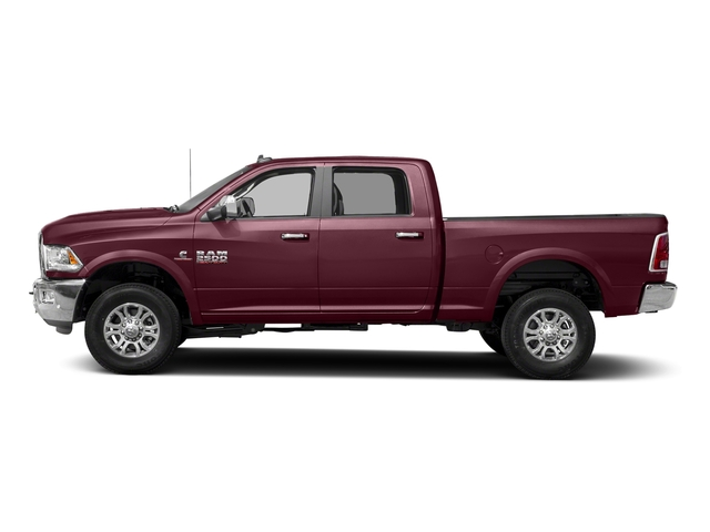 Delmonico Red Pearlcoat 2017 Ram Truck 2500 Pictures 2500 Crew Cab Laramie 2WD photos side view
